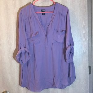 Never Worn Harper Pullover Blouse